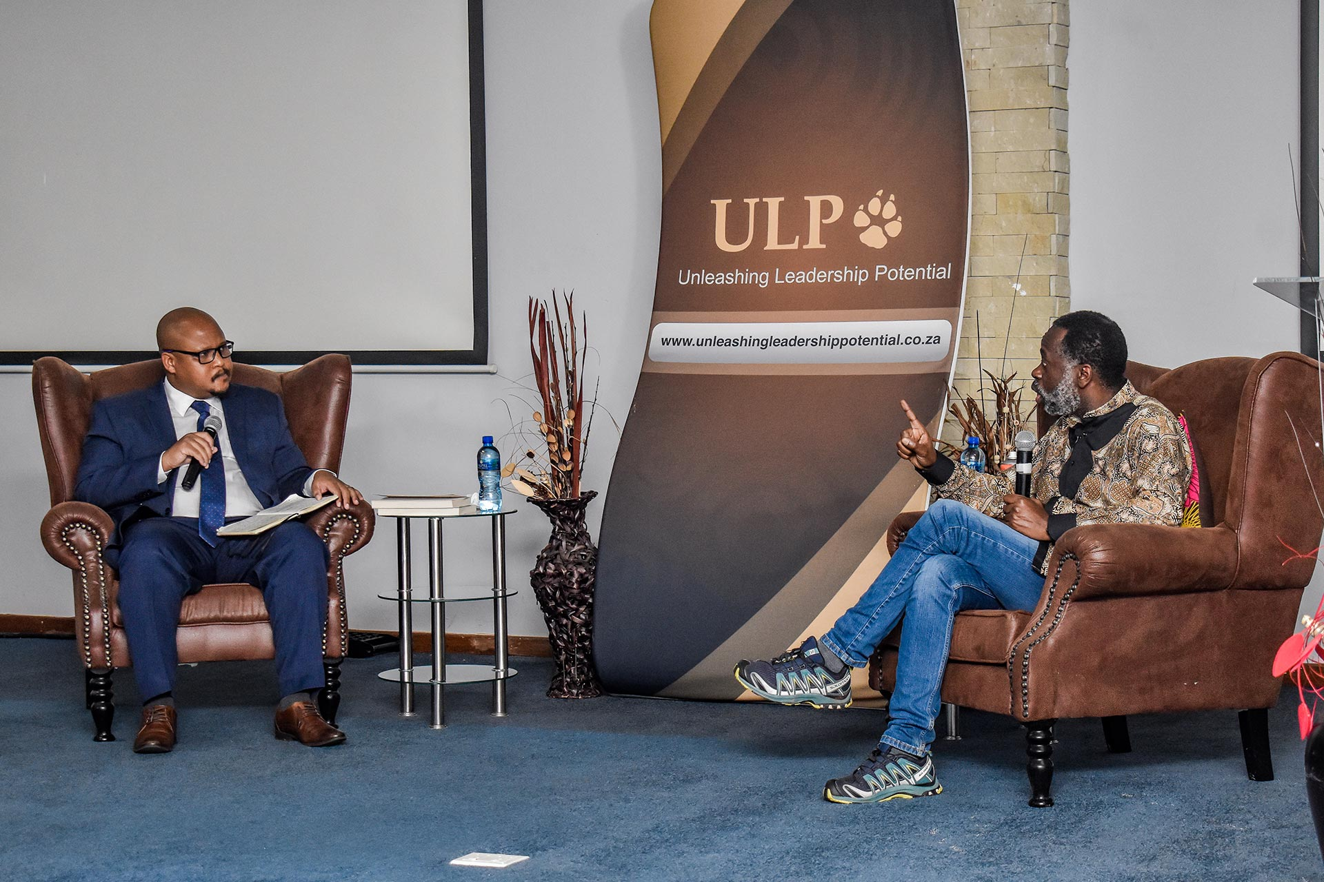 ULP Authors Forum about